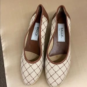 Women Bally Italy shoes